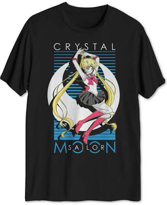 Hybrid Sailor Moon Men's Graphic T-Shirt