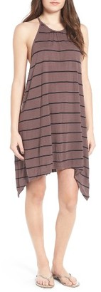 Women's O'Neill Alaya Stripe Cover-Up Dress $46 thestylecure.com