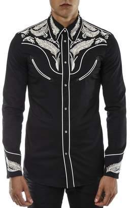 DSQUARED2 Denim Cotton Shirt