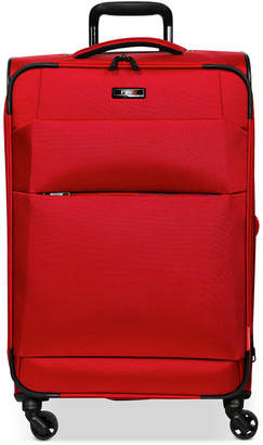 """Revo Closeout! Airborne 29"""" Softside Expandable Spinner Suitcase"""