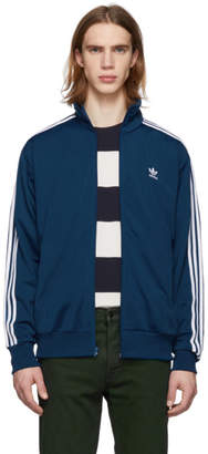 adidas Blue Firebird Track Jacket
