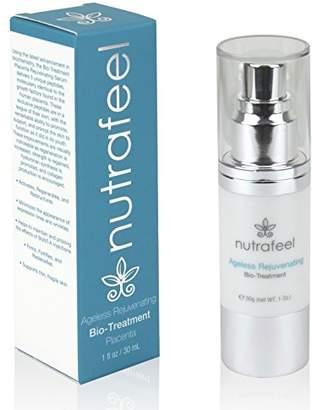 ANTI AGING Rejuvenating Bio Treatment (Medical Grade) - Revolutionary BIO PLACENTA Anti-Wrinkle Serum with ARGIRELINE | REDUCES Lines & Wrinkles | BOOST Collagen | Prolongs BOTOX (30mL)