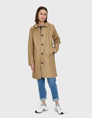 Herschel Mac Jacket in Khaki