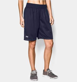 Under Armour Womens UA Double Double Shorts