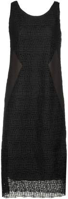 Neil Barrett 3/4 length dresses