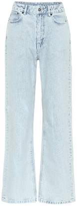 Y/Project High-rise wide-leg jeans
