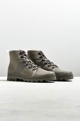 Urban Outfitters Justin Canvas Lace-Up Boot