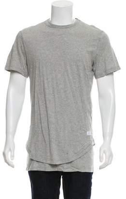 Stampd Layered Longline Logo T-Shirt w/ Tags
