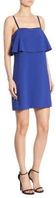 Elizabeth and James Heather Double Layer Dress