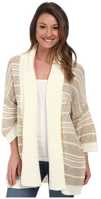 Element Mai Wrap Sweater $74 thestylecure.com