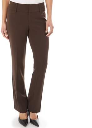 10ffdbf1cb Apt. 9 Women's Magic Waist Tummy Control Bootcut Pants