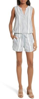 Women's Soft Joie Danijel Cotton Romper $198 thestylecure.com