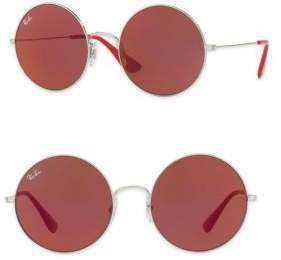 Ray-Ban The Ja-Jo Round Sunglasses