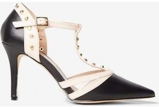 Dorothy Perkins Womens Black 'Gemima' Court Shoes