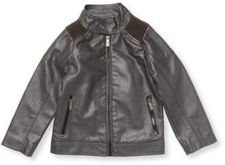 Urban Republic Artsy Faux Leather Jacket