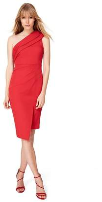 Damsel in a Dress Red Samira Asymmetric Dress