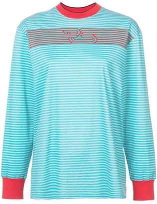 Proenza Schouler PSWL Abstract Logo Long Sleeve T-Shirt