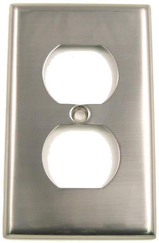Rusticware Single Recep Switch Plate