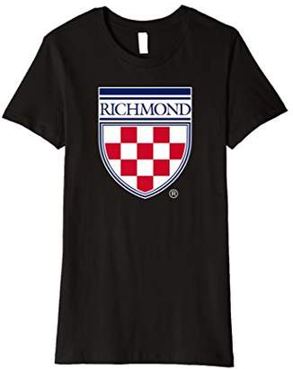 Richmond Womens Spiders Women's College NCAA T-Shirt PPRCH02