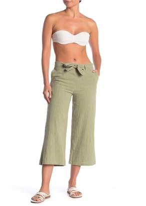rhythm Malta Tie Waist Pants