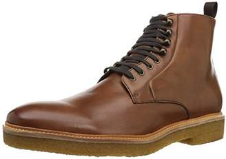 Gordon Rush Men's Porter Plain Toe Motorcycle Boot