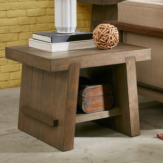 Inkivy INK+IVY Westwood Rustic End Table
