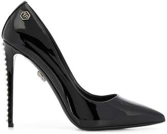 Philipp Plein Rockstud high-heel pumps