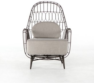 Bungalow Rose Wanaque Patio Chair with Cushion