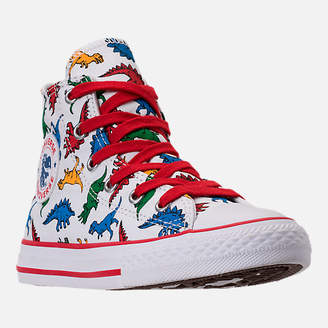 Converse Boys' Little Kids' Chuck Taylor All Star Dinoverse High Top Casual Shoes