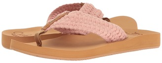 Reef - Cushion Threads Women's Sandals $42 thestylecure.com