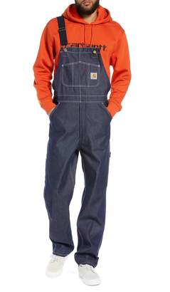 Carhartt Work In Progress Norco Denim Bib Overalls