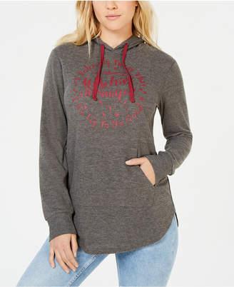 Modern Lux Juniors' Mischief Managed Hooded Sweatshirt