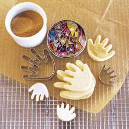 Hands Cookie Cutter Set