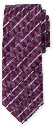 BOSS Striped Silk Tie