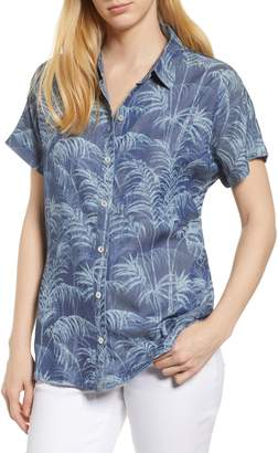 Tommy Bahama Fresco Fronds Short Sleeve Shirt