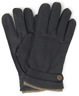 Dents Mens Gloucester Cashmere Lined Leather Gloves