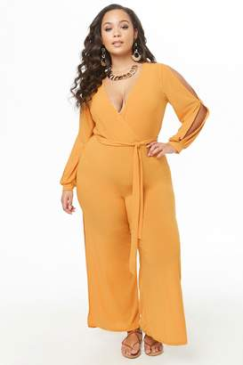 Forever 21 Yellow Plus Size Trousers Shopstyle Canada