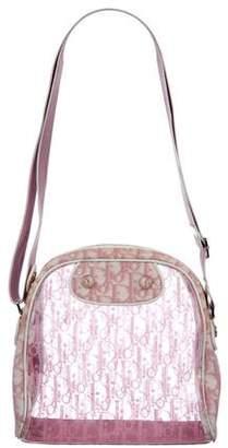 Christian Dior PVC Diorissimo Crossbody Bag