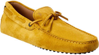 Tod's Suede Driver