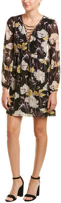 Ella Moss Georgette Shift Dress