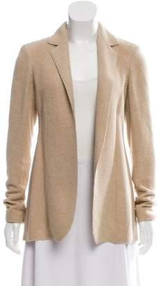 Calvin Klein Collection Notch-Lapel Silk Blazer