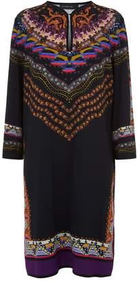 Etro Printed Tunic Dress