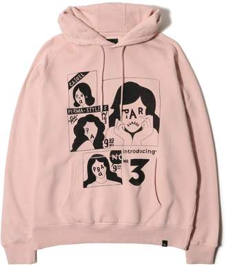 By Parra HOODED SWEATER PERMA STYLED 5