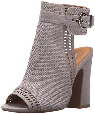 Qupid Women's Everly-22 Heeled Sandal