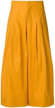Sea wide leg trousers