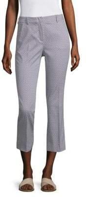 Max Mara Printed Trousers