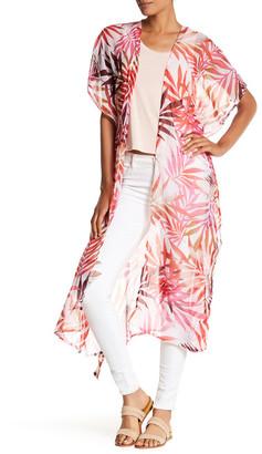 Accessory Street Pretty Palm Kimono $38 thestylecure.com