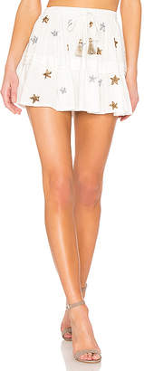 Rococo Sand Astral Short Skirt