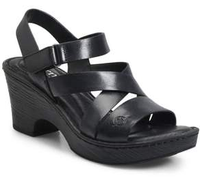 Børn Cubera Platform Sandal