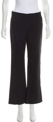 Theory Wool Mid-Rise Pants